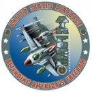 United States Airforce - Defending America's Freedom Tin Sign