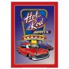Hot Rod Heaven Tin Sign