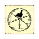 Weathervane Rooster - Metal Art Sign