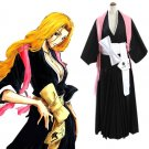 Bleach Matsumoto Rangiku Women's Cosplay Costume