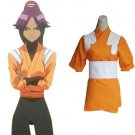 Bleach Yoruichi Shihouin Women's Cosplay Costume