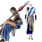 """Absolutely 1:1 Replica Final Fantasy XIII 13 Oerba Yun Fang Cosplay Costume(0652-0127-3)"