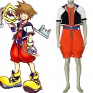 Kingdom Hearts 1 Sora Cosplay Costume