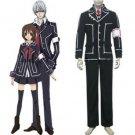 Japanese School Uniform Vampire Knight Day Class Boy Cosplay Costume