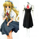 Japanese School Uniform Air Cosplay Costume