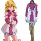 Gundam Seed Destiny Stellar Louisser Military Uniform Cosplay