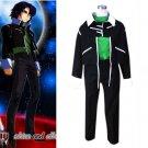 Gundam Seed Destiny Zala Green Cosplay Costume