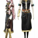 Vocaloid Luka Cosplay Costume