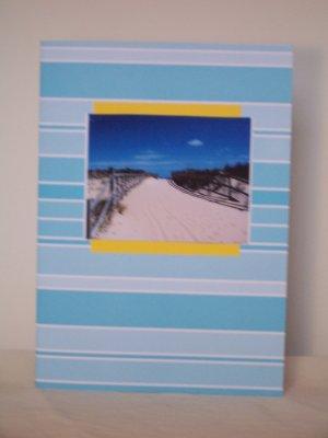 Beach Notecard