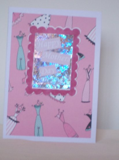 Mother's Day Card - FREE shipping!