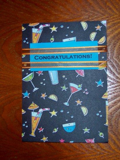 Congratulations! - FREE shipping!