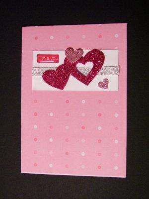 Pink Polka Dots - FREE shipping!