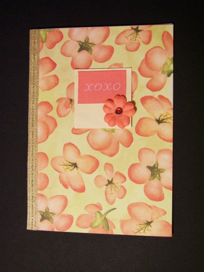 Peach flowers - FREE shipping!