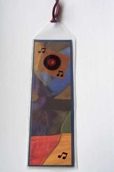Record Bookmark- FREE Shipping!