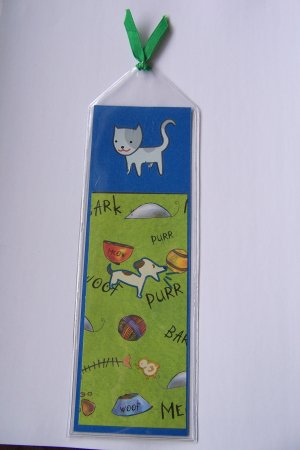 Pet Lover Bookmark- FREE Shipping!