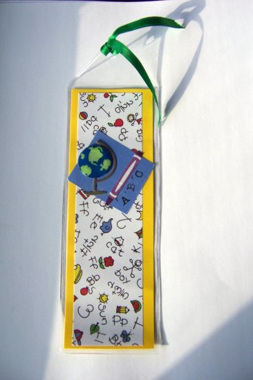 School bookmark- FREE Shipping!