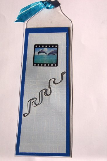 Dolphin Bookmark- FREE Shipping!