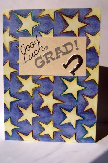 Good Luck Grad! - FREE shipping!