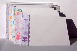 Floral Note Card Set-FREE Shipping!