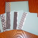 Black & White Notecard Set-FREE Shipping!