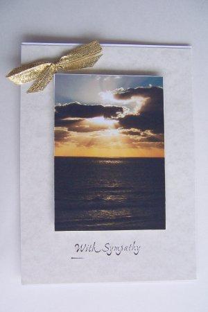 Sympathy Card - FREE shipping!
