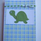 Turtle Birthday Card