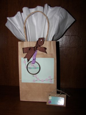 Recovery Gift Bag - FREE shipping!