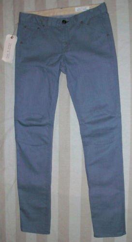 NWT RAG & BONE Gray Pieced Recon Jeans 30 34x33$245 NEW