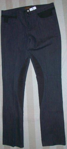 NEW RADCLIFFE USA Felt Detail Jeans 32 34 x34 $560
