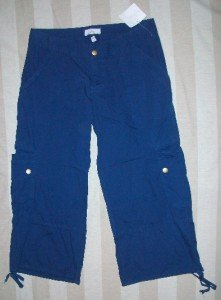 NWT JOIE Ripstop Cargo Crop Trouser Pants 2 $175 NEW