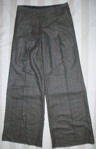 NEW RAVEN TAILORED Houndstooth Trouser Pants 32 x34$298