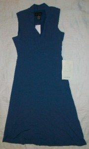 NWT Sutton Studio Blue Semi Formal Dress PP NEW $199
