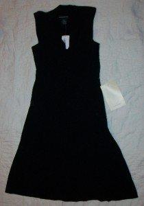 NWT Sutton Studio Black Semi Formal Dress PP NEW $199
