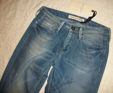NWT TWENTY8TWELVE Sienna Stage 6 Jeans 24 26x34$242 NEW