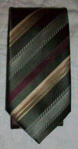 The Custom Shop Italy 100% Silk Necktie NEW NIB $125