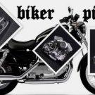 Sterling Silver Rebel Biker Piston Engine Ring sz 9.75