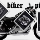 Sterling Silver Rebel Biker Piston Engine Ring sz 10.5
