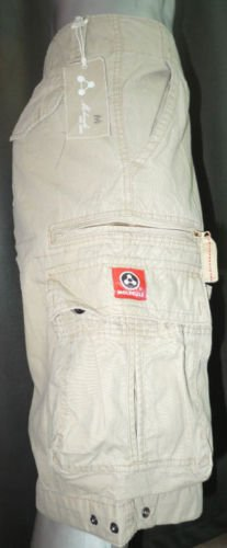 NEW MOLECULE CARGO EXPLORER TOUGH COTTON SHORTS S-L