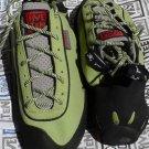 5 10 Five Ten Anasazi Verde Lace Up Climbing Shoe US sz 7.5