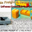 1961 FORD FLEETSIDE BED PICKUP KIT (1Kit) N/Nn3-Scale CAL FREIGHT & DETAILS*NEW*