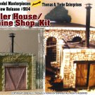 BOILER HOUSE/ MACHINE SHOP Kit Thomas Yorke/SMM On3/On30 *New Release*
