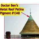 Metal Roof Patina Weathering Pigment Plastic/Metal/Resin 2oz-Doctor Ben's N/HO