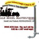 SMOKEJACK SET (2Sets) Grandt Line/Scale Model Masterpieces HO/HOn3/HOn30/1:87
