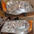 2008-2010 Chrysler Town & Country USED Head Light Housings & Lamps Right & Left