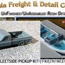 1973 CHEVY FLEETSIDE BED PICKUP KIT (1Kit) N/Nn3-Scale CAL FREIGHT