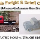 1975 FORD FLATBED PICKUP KIT (1 Kit) N/Nn3-Scale CAL  FREIGHT & DETAILS