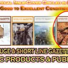 VOL 6, ISSUE 5 SEP/OCT 1980 NARROW GAUGE & SHORT LINE GAZETTE MAGAZINE