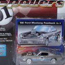 1966 MUSTANG FASTBACK THE SPOILER STREET FREAKS  JOHNNY LIGHTNING 1:64/Sn3 SN2