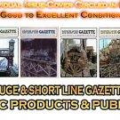 VOL 4, ISSUE 6 1978 NARROW GAUGE & SHORT LINE GAZETTE MAGAZINE