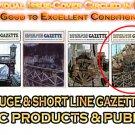 VOL 4, ISSUE 5 1978 NARROW GAUGE & SHORT LINE GAZETTE MAGAZINE